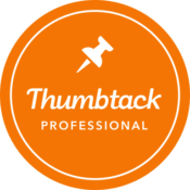 Thumbtack Pro Badge (with Alpha)